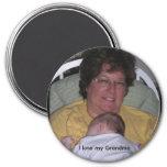 Aimant de grand-maman