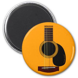 aimant de guitare acoustique