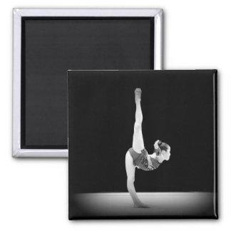 aimant de gymnastique rythmique