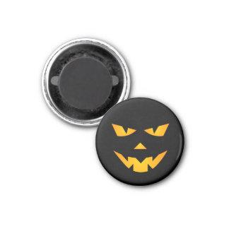 Aimant de Halloween Jack-o'-lantern