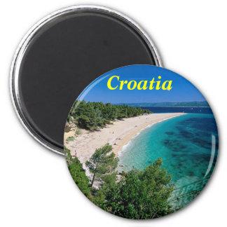 Aimant de la Croatie