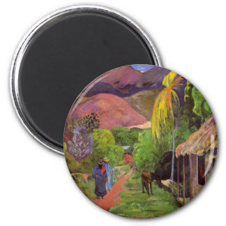 Aimant de la rue De Tahiti - Paul Gauguin