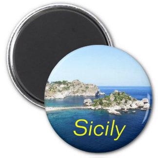 Aimant de la Sicile