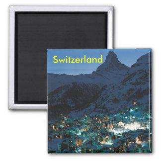 Aimant de la Suisse
