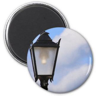 Aimant de lanterne de rue