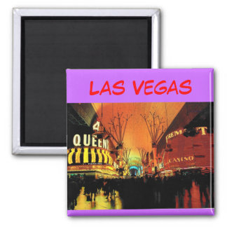 Aimant de Las Vegas - customisé