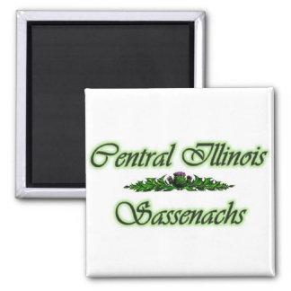 Aimant de l'Illinois Sassenach central !