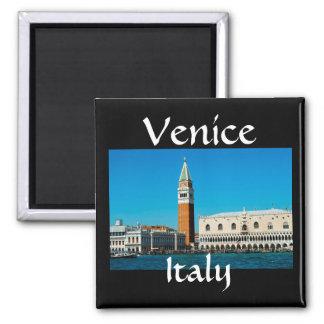 Aimant de l'Italie de bord de mer de Venise