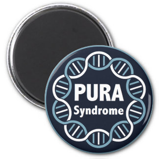 Aimant de logo de PURA