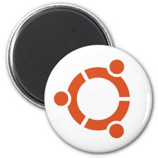 Aimant de logo d'Ubunto