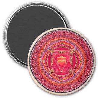 Aimant de mandala de Chakra de racine