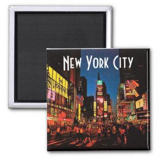 Aimant de New York City (néon)