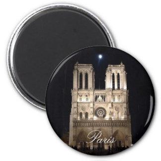 Aimant de nuit de Notre Dame