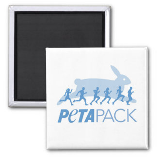 Aimant de paquet de PETA