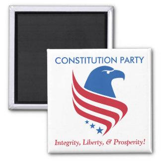 Aimant de partie de constitution