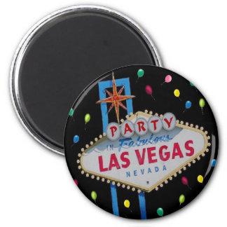Aimant de partie de Las Vegas