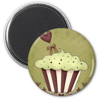 Aimant de petit gâteau
