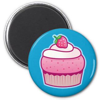 aimant de petit gâteau de baie