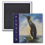 Aimant de pingouin