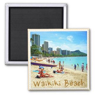 Aimant de plage de Waikiki