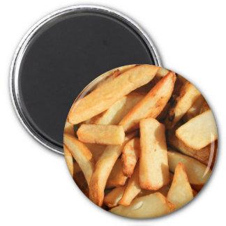 Aimant de pommes frites