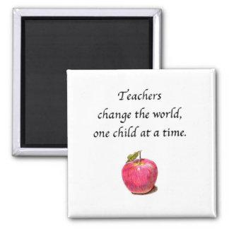 Aimant de professeur