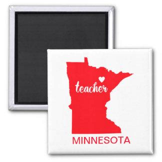 Aimant de professeur du Minnesota