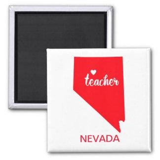 Aimant de professeur du Nevada