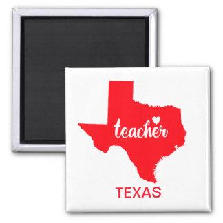 Aimant de professeur du Texas