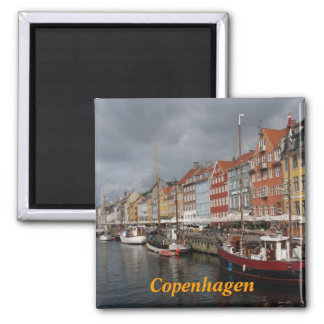 Aimant de réfrigérateur de Copenhague