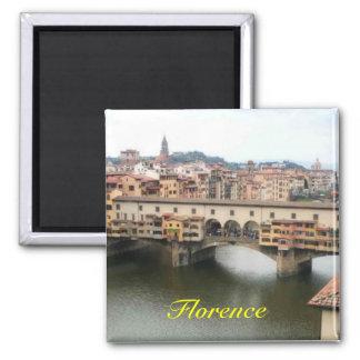 Aimant de réfrigérateur de Florence