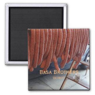 Aimant de réfrigérateur de frères de Basa
