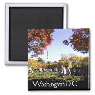 Aimant de réfrigérateur de Washington DC