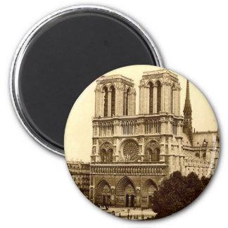 Aimant de réfrigérateur - Paris, Notre Dame