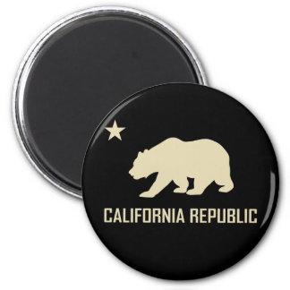 Aimant de République de la Californie