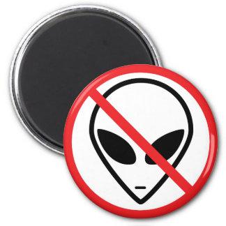 Aimant de résistance d'Anti-Alien
