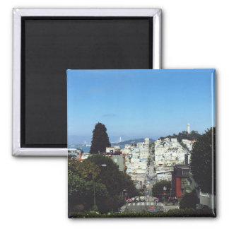 Aimant de San Francisco la Californie