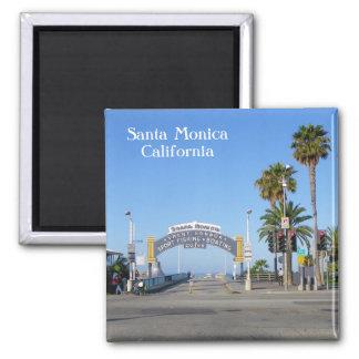 Aimant de Santa Monica !