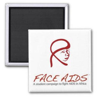 Aimant de SIDA de VISAGE