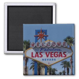 Aimant de signe de Las Vegas