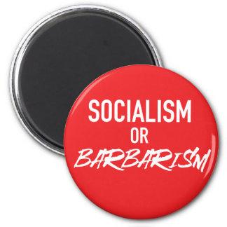 Aimant de socialisme ou de barbarie