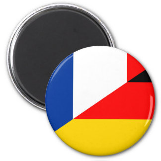 Aimant de symbole de pays de drapeau de l'Allemagne