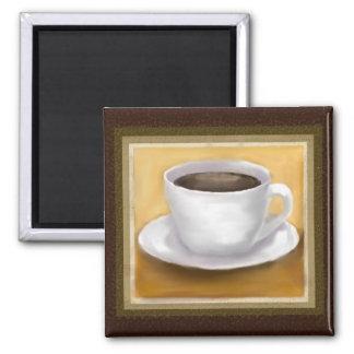 Aimant de temps de café