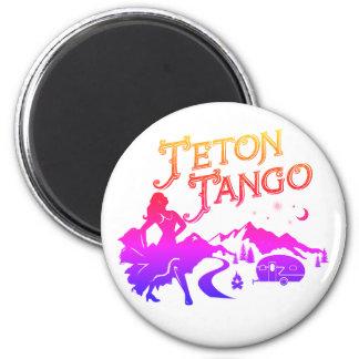 Aimant de Teton Tang