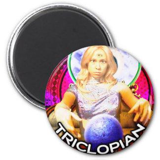 Aimant de Triclopian (autour de #1)