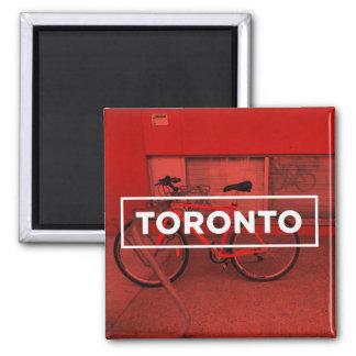 Aimant de vélo de Toronto