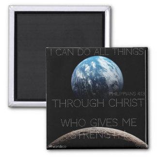 Aimant de vers de bible - Phillipians