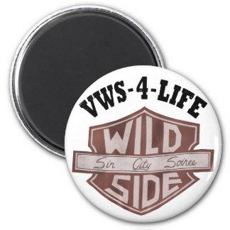 "Aimant de ""VWS-4-LIFE"""