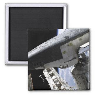 Aimant Découverte de navette spatiale accouplée