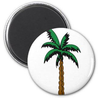 Aimant Dessin de palmier